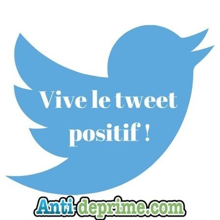 Pourquoi Twitter est un formidable outil pour pratiquer la psychologie positive | Développement personnel | Scoop.it