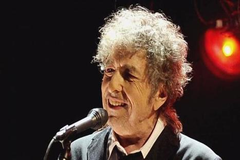 'Greatest living poet' Bob Dylan wins Nobel literature prize | D's Clip | Scoop.it