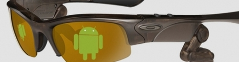 A pair of Google-made glasses | Share Some Love Today | Scoop.it