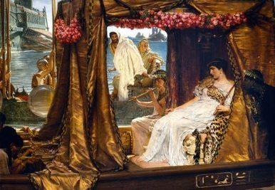 Antonio y Cleopatra: La entrevista de Tarso | Mundo Clásico | Scoop.it