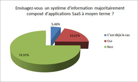 20% des sociétés françaises envisagent un système d'information en SaaS | Solutions de sécurité Bitdefender | Scoop.it