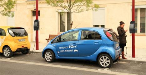 Telewatt – Quand la voiture électrique se charge sur l'éclairage public | Ressources pour la Technologie au College | Scoop.it