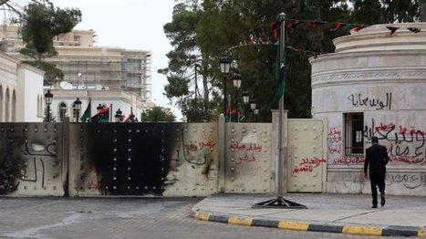 Several injured in shootings as armed men storm Libya parliament - FRANCE 24 | Saif al Islam | Scoop.it