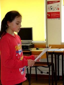 Concurso Leitura em Voz Alta - Blog das Bibliotecas do ... | Arte de cor | Scoop.it