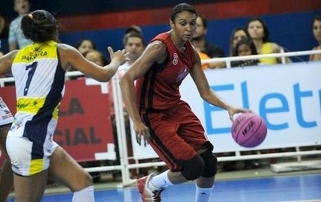 Iziane descarta WNBA e fica à disposição da seleção brasileira | Rita Basquete | Scoop.it