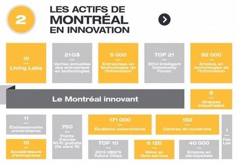 Comment Montréal prévoit de devenir une ville intelligente ?   smart city   Scoop.it