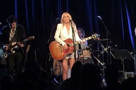 Ashley Monroe Shares New Music, Heartache, at 'The Blade' Preview Party | Country Music Today | Scoop.it