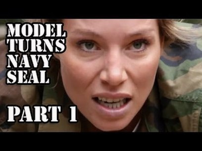 Model's Navy SEAL Experience - Part 1 | Staged | Scoop.it