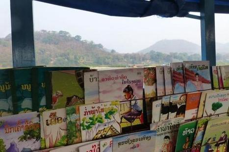 The Travelling Library of the Mekong | Literature Projects in Laos | Green Art Cafe | Scoop.it