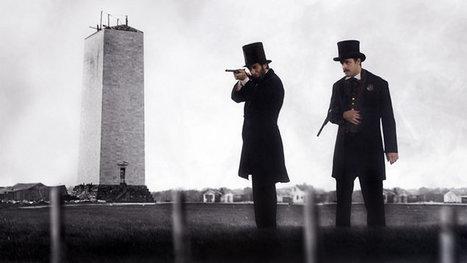 Resurrecting Abe Lincoln's Bodyguard (Via Twitter)   Transmedia: Storytelling for the Digital Age   Scoop.it