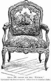 Style Louis XV - Wikipédia   Meubles de style   Meubles de style ancien   Scoop.it