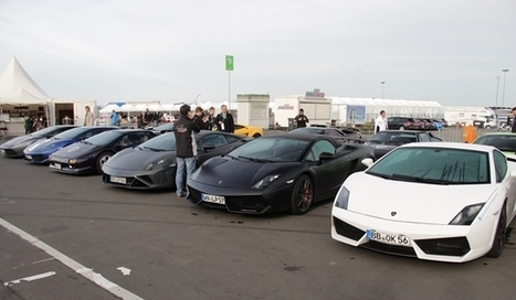 Gallery: Supercars visit Blancpain Endurance Series at Nurburgring | Cars | Scoop.it