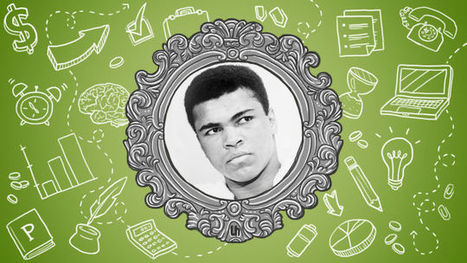 Muhammad Ali's Best Productivity Tricks | Productivity Tools | Scoop.it