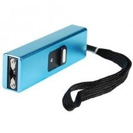 Slider 10 Million Volt Stun Gun Flashlight Blue | personal security devices | Scoop.it
