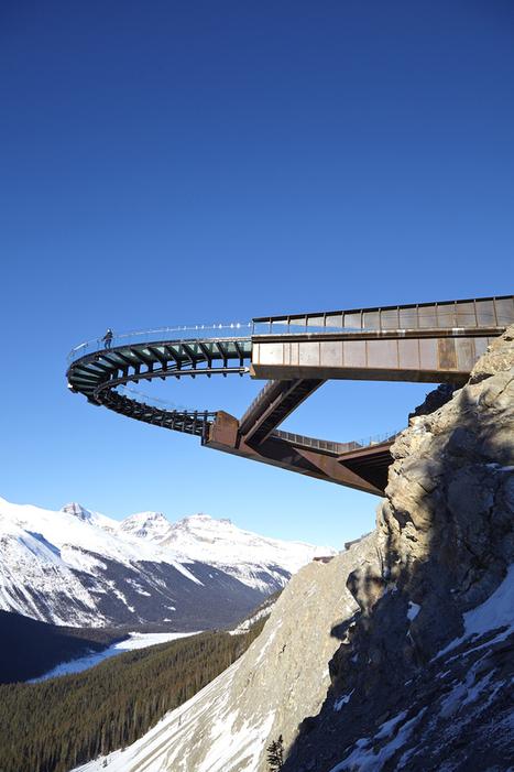 Glacier Skywalk in Canada   Alpine Trendwatching   Scoop.it