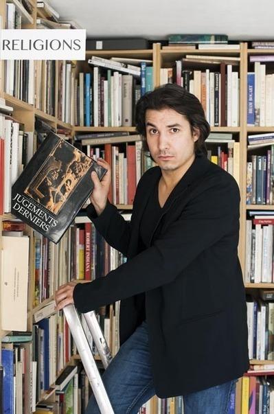 News Jérémy Ferrari, l'humour pour religion, actualités Jérémy Ferrari, l'humour pour religion - Paris Match.com   Handisport   Scoop.it