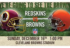 Washington Redskins vs Cleveland Browns -LIVE ON HD TV- - Sport-Tv | jak111 | Scoop.it