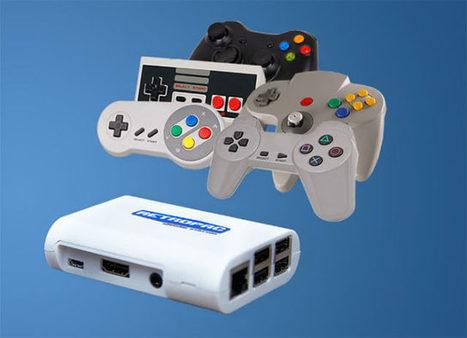 RetroPac, une petite console pensée pour les adeptes du rétro-gaming | [OH]-NEWS | Scoop.it