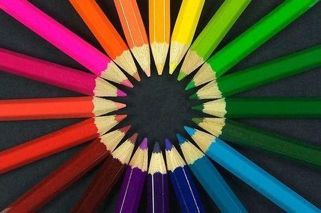 Qué comunican los distintos colores en una publicación web – Elige el color correcto | GeeksRoom | Aldea Global | Scoop.it