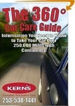 Puyallup Auto Repair Expert Kern Dillard Releases His New 360 ...   Automotive Repair  Customer Care   Scoop.it