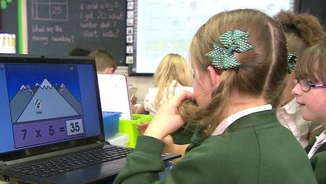 Too much technology 'could lower school results' - BBC News | Pastoral Counselling | Scoop.it