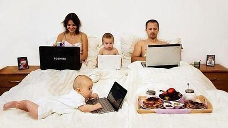 Nueve trastornos, increíbles pero ciertos, que puede causar la tecnología | Social Media | Scoop.it