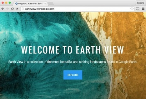 Google Earth turns 10 today | Marketing Done Right | Scoop.it