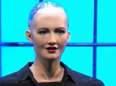 Sophia, le robot humanoïde qui fait un peu peur | Science & Transhumanisme | Scoop.it