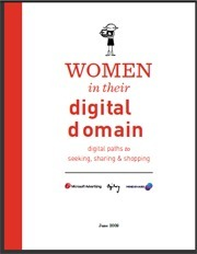 White Paper: Digital/Social Media Trends Among Women | Social Media Research | Scoop.it