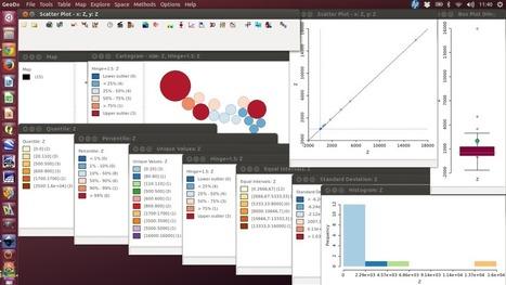 GeoDa: Estatística Open Source para dados geográficos | Economia Ecológica | Scoop.it