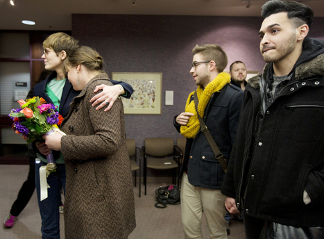 U.S. Supreme Court puts gay marriage in Utah on hold | AP United States Government Current Events | Scoop.it