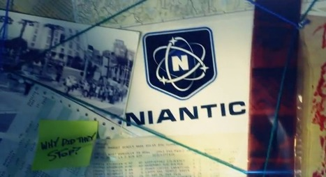 Google révèle l'existence d'un mystérieux projet baptisé « Niantic Project » | Veille de Black Eco | Scoop.it