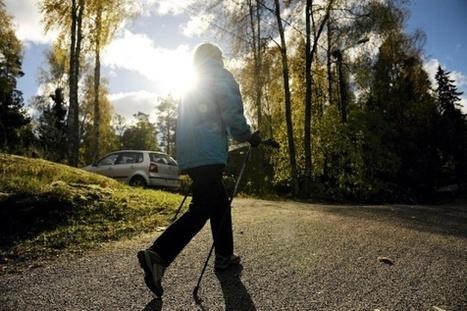 Jo puolen tunnin kävely torjuu masennusta | terveystieto 1 | Scoop.it
