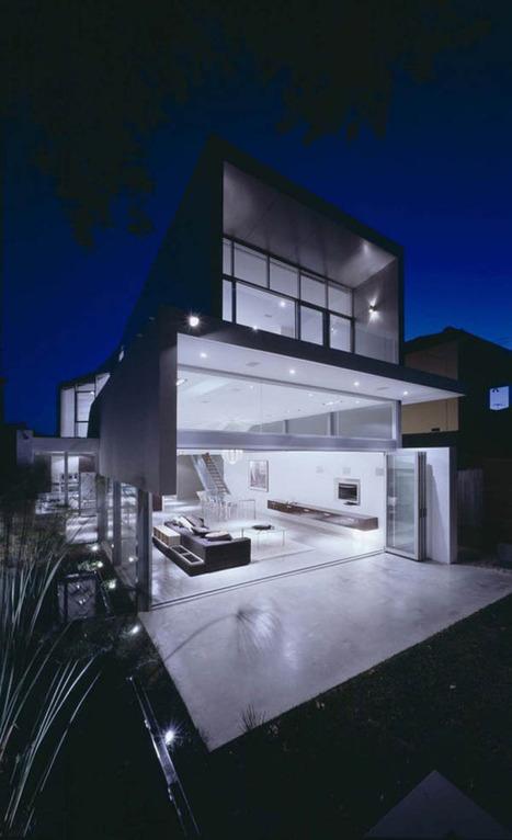 Simple Beach House Design by Tony Owen NDM | Home Gokil | Beautiful Beach Houses | Scoop.it