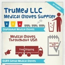 Disposable Medical Exam Gloves | Visual.ly | Medical Gloves | Scoop.it
