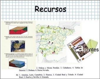 Selectividad Geografía Curso 2013 / 2014 - geografía 2º bachillerato | Recursos educativos para Bachillerato, Geografía e Historia | Scoop.it