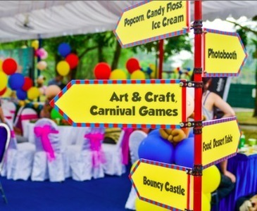 Kids Party Singapore | Party Mojo | Scoop.it