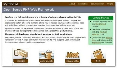 Highly Useful Tools and Techniques for PHP Developers | Techno Tab | Web programming tools and more... | Scoop.it