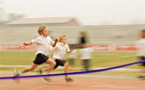 Schools must try harder to find Olympic stars of the future – Ofsted - Telegraph.co.uk | Improving education | Scoop.it