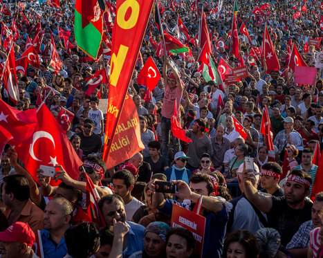 Detainees 'beaten, tortured and raped' after failed Turkey coup | L'Europe en questions | Scoop.it