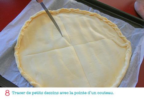 La recette étape par étape de la galette des rois ! | Didactique du Français Langue Étrangère | Scoop.it