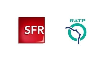 SFR et la RATP déploient la 3G et la 4G dans le métro et le RER | SFR | 4G | Scoop.it