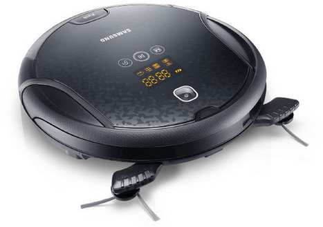 Samsung Smart Tango Corner Clean robotic vacuum hits Flickr ahead of CES launch | new product marketing | Scoop.it
