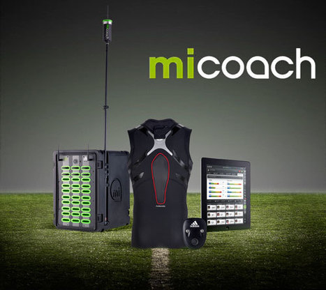 Adidas micoach Elite System unveiled. The beginning of Datatainment ? | Mobile Health: How Mobile Phones Support Health Care | Scoop.it