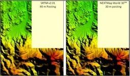 World 30 | Intermap Geospatial Solutions | Geographic Intelligence | Scoop.it