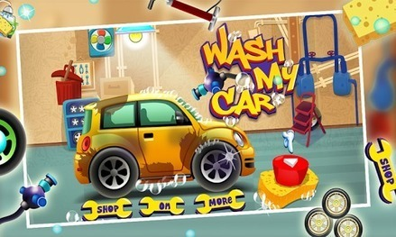 Wash My Car For Kids - Android Apps on Google Play | Laura Kelly | Scoop.it