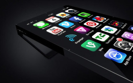 iPhone/iPad Table   Technology   Scoop.it