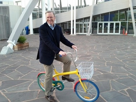 Eric Schmidt: Android is winning the tech war with Apple | Android Central | Nerd Vittles Daily Dump | Scoop.it