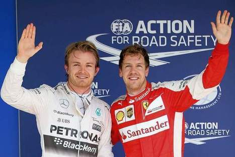 Is a move by Rosberg to Ferrari a good idea? | F 1 | Scoop.it