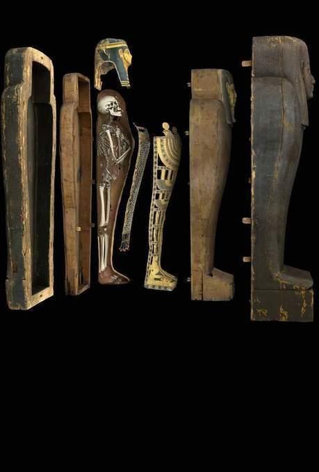 El Museo Egipcio se hace con el tesoro de 'la dama del Nilo'   Egiptología   Scoop.it